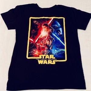 Star Wars Galaxy Premier S/S Graphic Tee: Size M